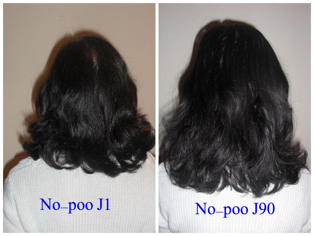 Coloration cheveux qui part au premier lavage