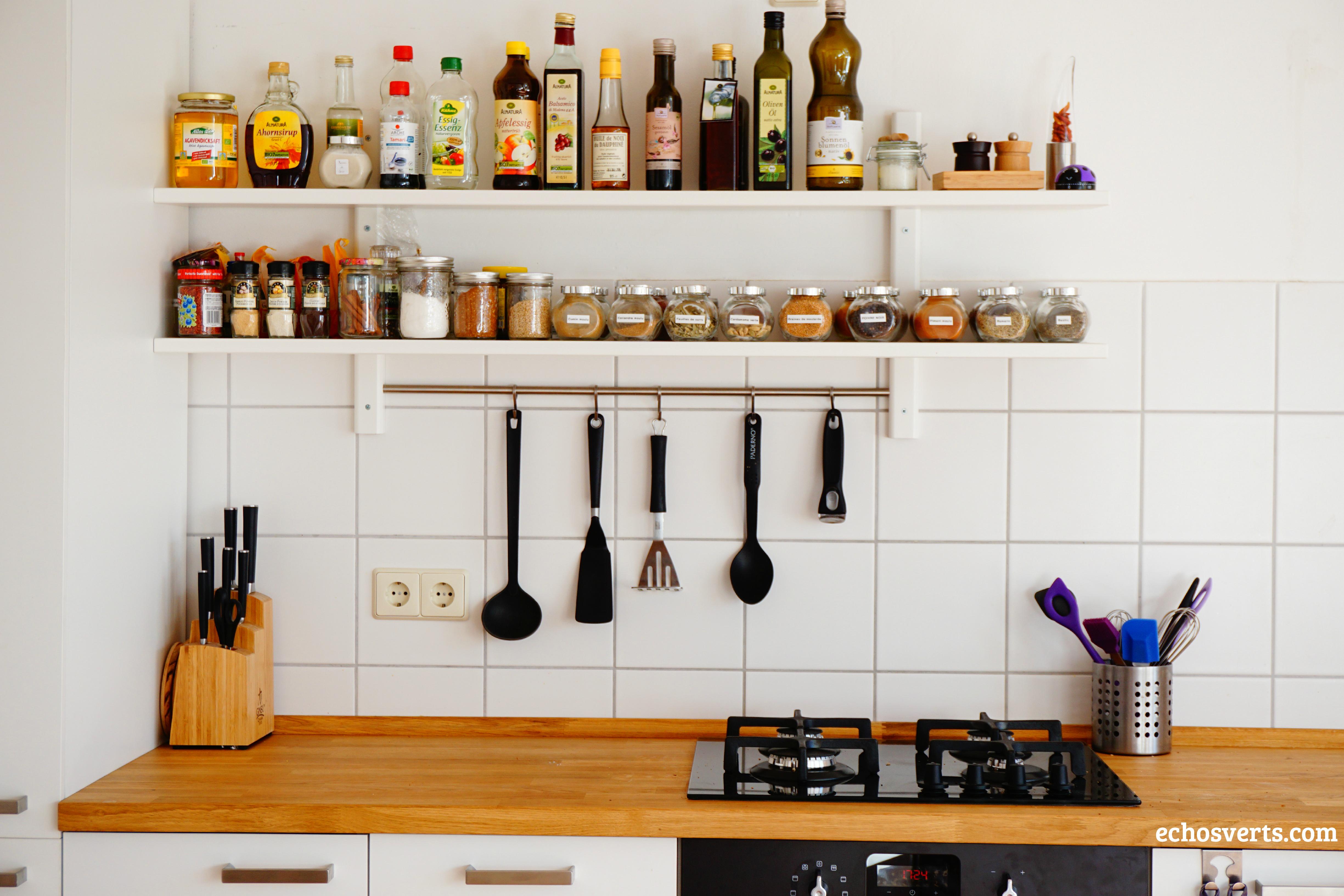 Ranger Ses Ustensiles De Cuisine mes astuces pour éviter le gaspillage en cuisine