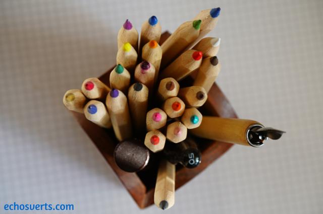 Stylos et crayons écologiques 716811732b8